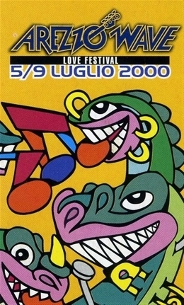 arezzo Wave 2000 - cabawave