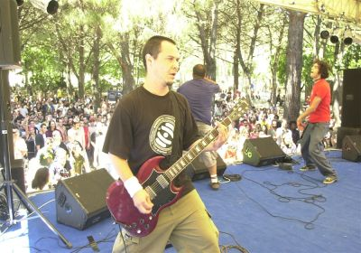 Arezzo Wave 2003 - Wake up Stage