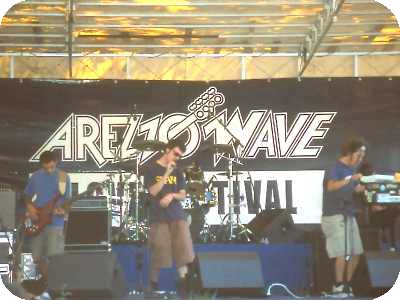 Arezzo Wave 1989 - Main Stage
