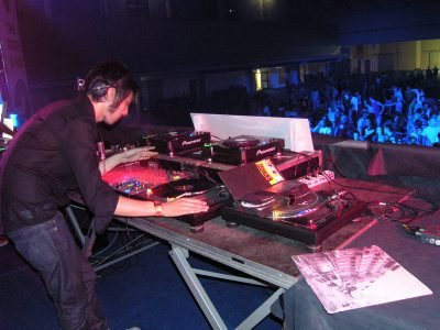arezzo Wave 2006 - main stage