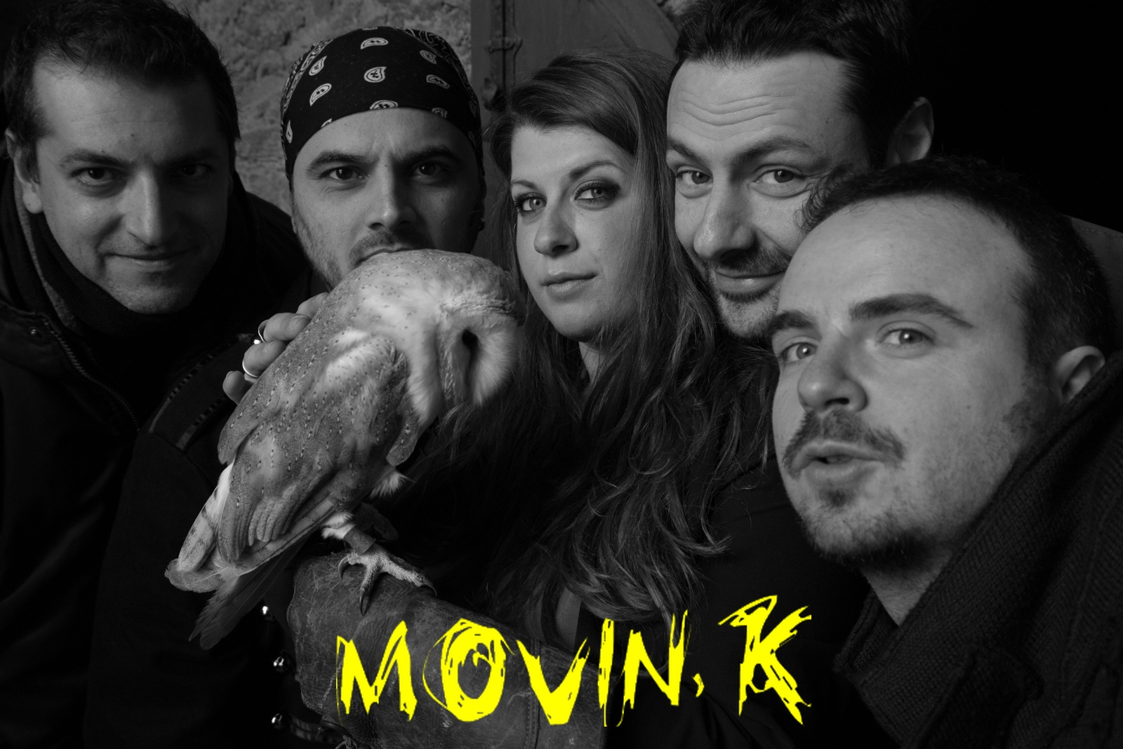 MOVIN' K - Best Arezzo Wave Band Valle d'Aosta