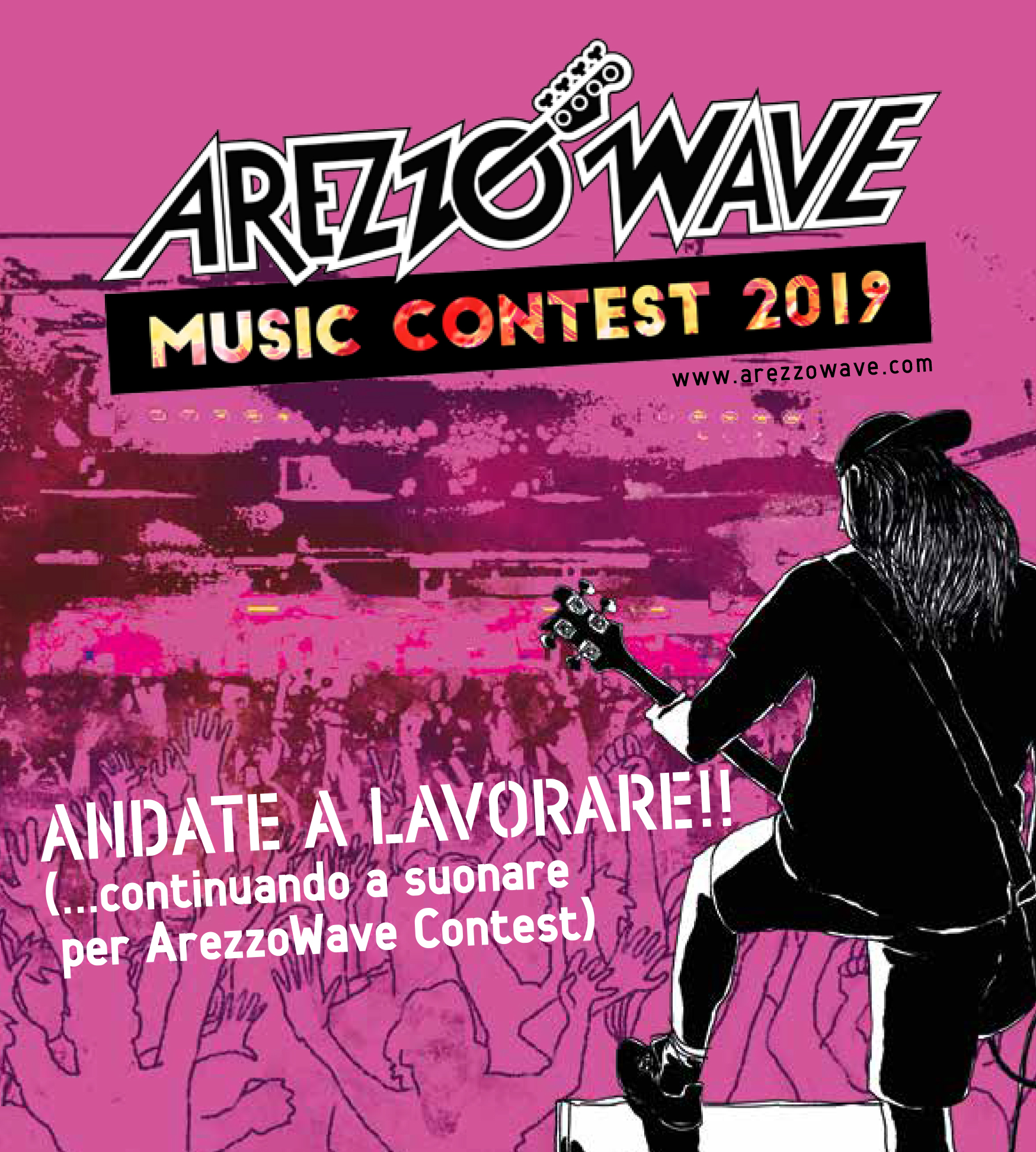 LE BEST AREZZO WAVE BAND REGIONALI DEL 2019!